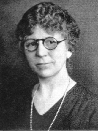Katherine Bowden, Indiana, 1933