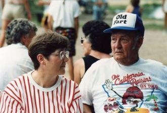 John Merrill & Barbara Lindstrom