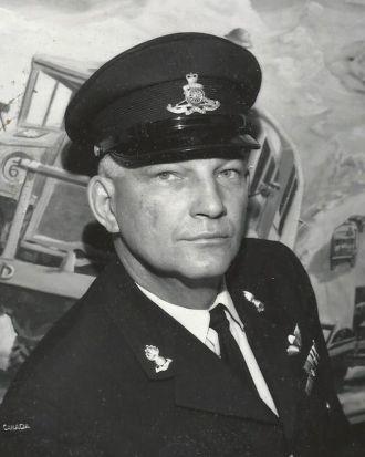 Sam Witt. WW II