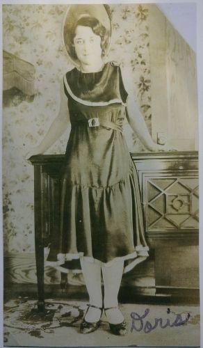 A photo of Doris Lorraine Pombrio