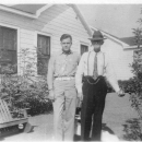 Homer Perry Andrews Sr and Jr.