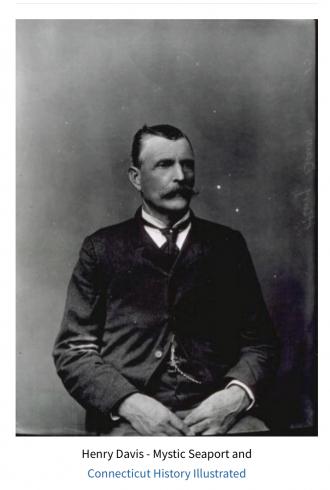 A photo of Henry Davis