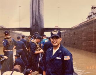 USS Finback SSN 670 Jacob Olmeda