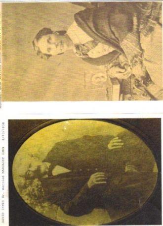 David Irwin and Margaret Gunn