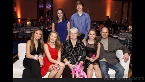 The Real Richard Rogers Family