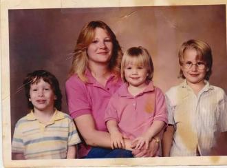 Andrea I (Ochs) Simpson Family