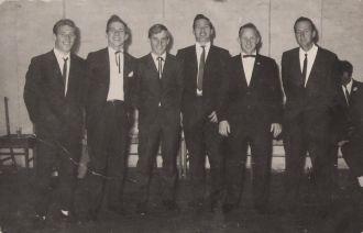 Phil Talbot,Noel Talbot,Dad(Bert Talbot),Jimmy Talbot