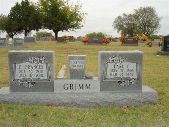 Earl Ebert Grimm