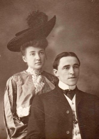 Walter Moser and Viginia Elliott