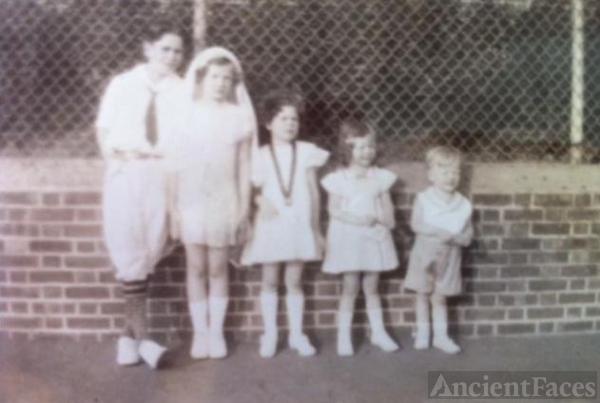 Anna Catherine (McCullagh) Gaffney Communion