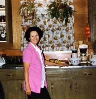 Mildred Rebecca Hoover