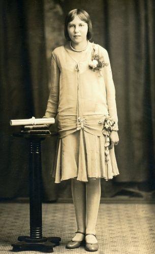 Helen Meyer - Graduation