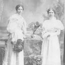 Amanda May and Nellie May