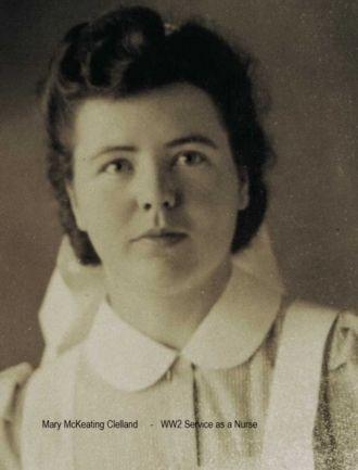 Mary Mckeating Cunningham
