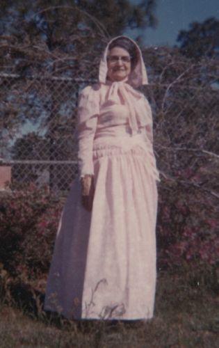 Nancy Lena (Walker) Dyer