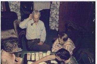 Elbert Rayborn Playing Cards
