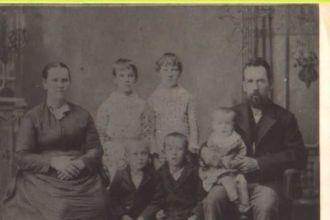 The Alexander Hudson Family