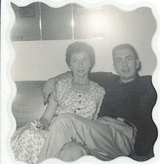 HELEN PEARSON (MACKENZIE) & GORDON DICKEY