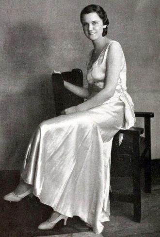 Annie Laura Dickerson, Mississippi, 1932