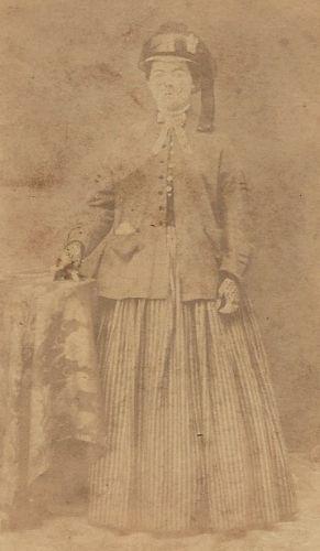 Lydia Gustine