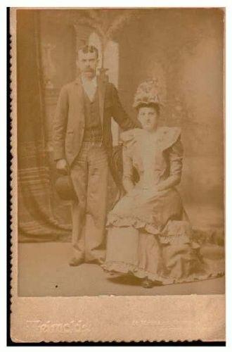 Mystery Couple