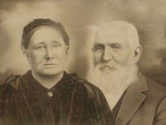 John Ashman and Ann Wild