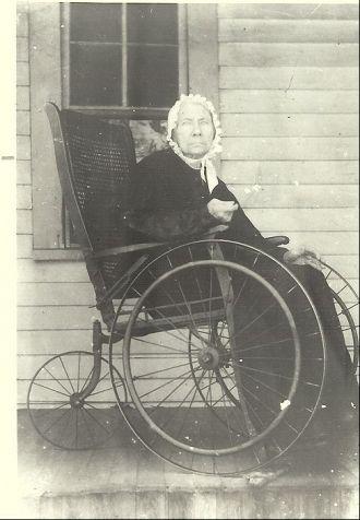 Elizabeth Permelia Hoy Thomas