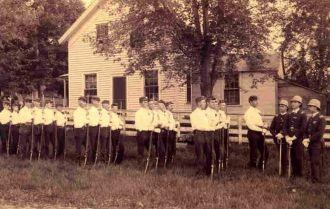 Company C, 12th Infantry Regiment Iowa