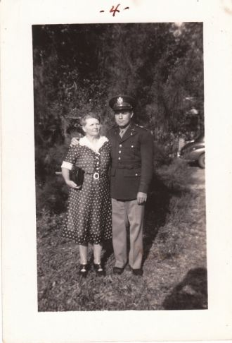 Grandmother and Marion