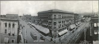 Boise, Idaho 1909