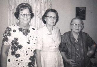 Myrtle, Mae, & Annabelle