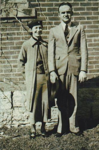 Ethel And Art Martin