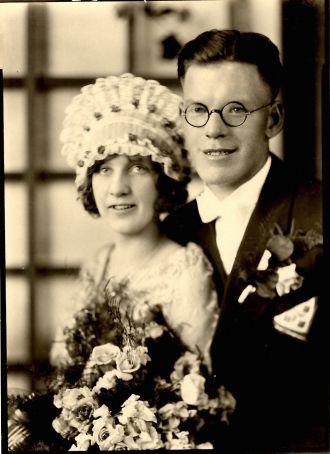 Anderson-Gustafson Wedding