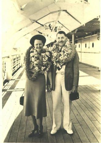 Grace and Dick Farmer