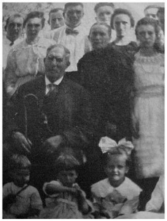 Klein Family Reunion, 1927