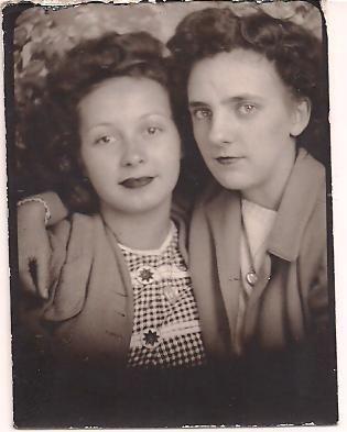 Esther Martz & Thelma Gillaspy