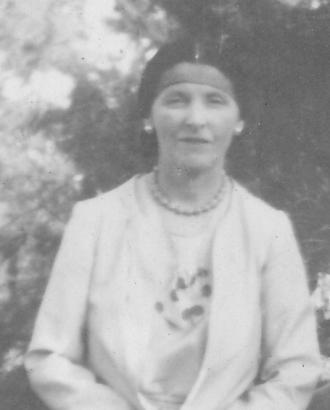 Florence Emmeline Ahearn Moulsdale