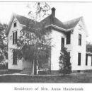 Home of Anna Haubensak