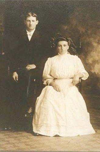 George & Ida Ebie