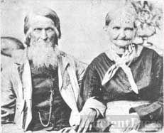 Sylvanus & Catherine Blackburn