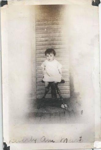 A photo of Beverly Ann Martz