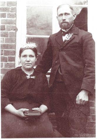 Johannes and Christine Fuerst