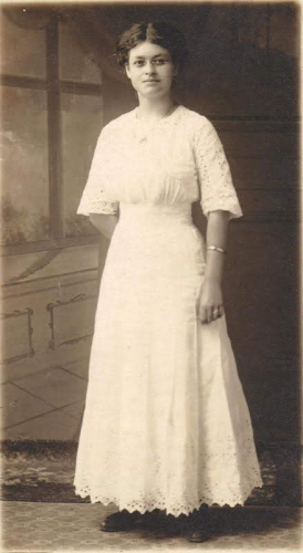 Nellie Geneva McBride