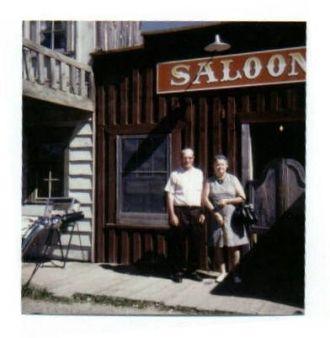 Jackson Ho, Saloon