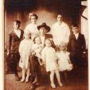 Daniel & Nettie Vann Family 1918 TX
