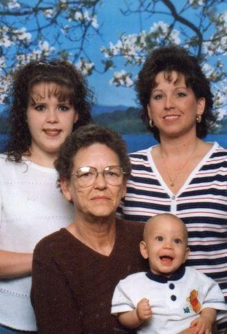 Edna Earl Lawson family