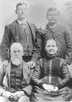 William Ira Hogan and Family