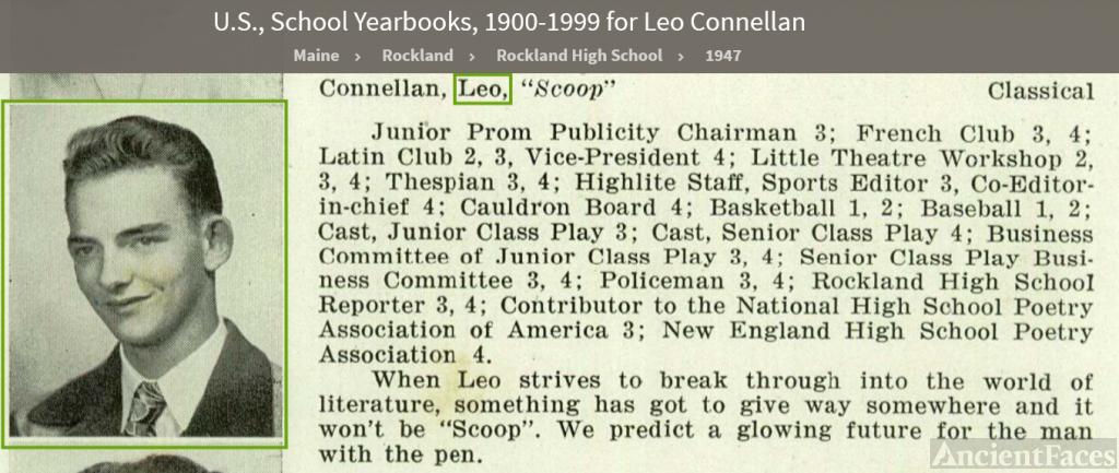 Leo Richard Connellan