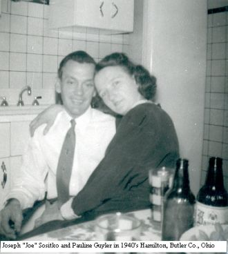 Joseph and Pauline (Guyler) Sositko