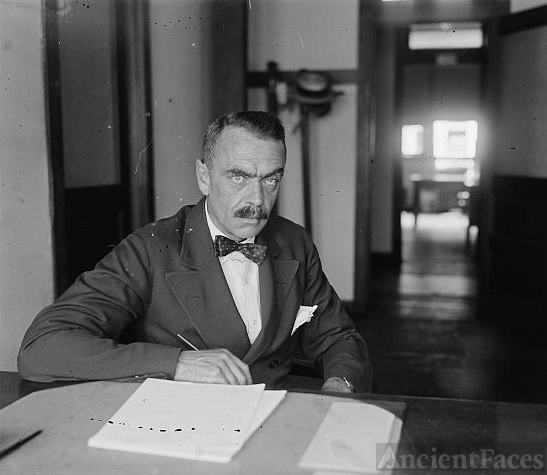W.A. Green, Chief Prohibition Inspector, 9/5/25